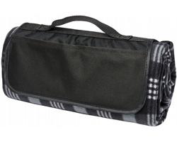 Fleecová deka SCARP - černá
