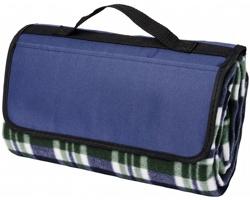 Fleecová deka SCARP - modrá