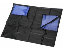 Polyesterová pikniková podložka PEERS - královská modrá