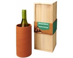 Terakotový chladič vína Jamie Oliver GLAM - oranžová