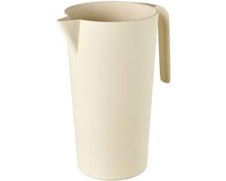 Bambusový džbán UCLA, 1,7 litru - béžová