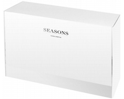 Dárková krabice Seasons EASTPORT GIFT BOX velikosti 1 - bílá
