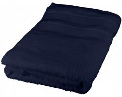Bavlněný ručník Seasons EASTPORT TOWEL s lemováním - námořní modrá