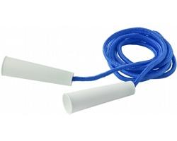 Polyesterové barevné švihadlo TOUTLE, délka 2 metry - královská modrá