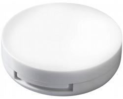 Vanilkový balzám na rty HOING v krabičce se zrcátkem - bílá