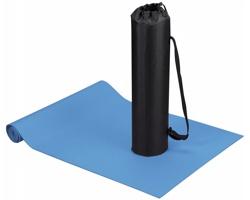 Podložka na jógu a fitness ASANA s pouzdrem - královská modrá