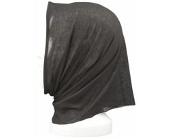 Polyesterový multifunkční šátek KIRLIAN - černá