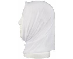 Polyesterový multifunkční šátek KIRLIAN - bílá