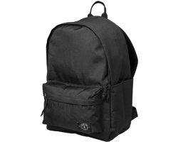 Městský batoh DARTS z recyklovaného PET materiálu - černá