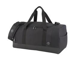 Sportovní taška VELARISE z recyklovaných PET lahví - černá