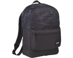 Polyesterový batoh HAUL - černá