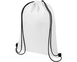 Chladicí šňůrkový batoh LYASE - bílá