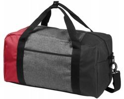 Plátěná cestovní taška MEADOWS - červená