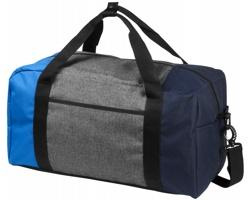 Plátěná cestovní taška MEADOWS - královská modrá