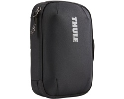 Nylonová taška na příslušenství Thule SUBTERRA POWERSHUTTLE - černá