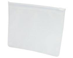 Plastová kapsička na roušku FORGO - transparentní čirá