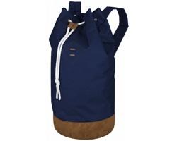 Batoh BLENT námořnického stylu - námořní modrá