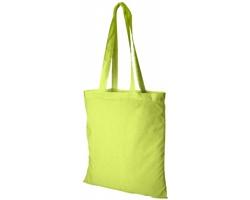 Bavlněná nákupní taška VIAL - jemně zelená