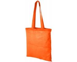 Bavlněná nákupní taška VIAL - oranžová