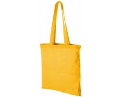 Bavlněná nákupní taška VIAL - žlutá