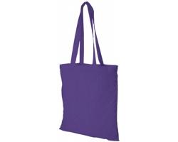 Bavlněná nákupní taška VIAL - levandulová