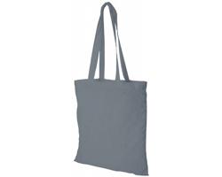 Bavlněná nákupní taška VIAL - šedá