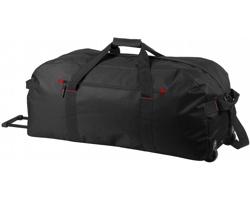Cestovní kufr na kolečkách VATS - černá