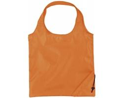 Polyesterová skládací nákupní taška GREED - oranžová