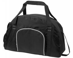 Sportovní víkendová taška SPARE - černá