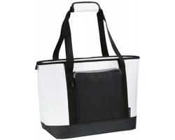 Vysoce výkonná chladící taška REPOT udrží potraviny v chladu až 3 dny - bílá