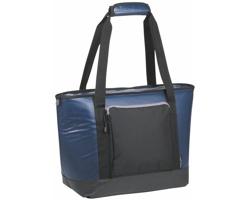 Vysoce výkonná chladící taška REPOT udrží potraviny v chladu až 3 dny - námořní modrá