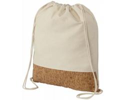 Bavlněný batoh DARLA s korkovým dnem - přírodní