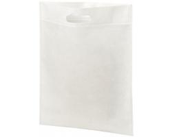 Netkaná kongresová taška CREEK - bílá