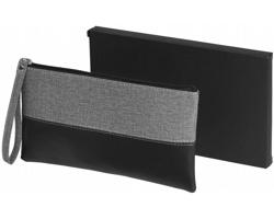 Kosmetická taška TINA s poutkem - černá