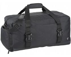 Velká cestovní taška PRECIOUS s odolným dnem - černá