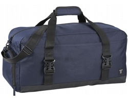 Velká cestovní taška PRECIOUS s odolným dnem - námořní modrá