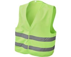 Bezpečnostní vesta FARL pro neprofesionální použití - neonově zelená