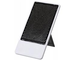 Skládací držák telefonu FURZY se samolepicí podložkou - černá / bílá