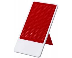 Skládací držák telefonu FURZY se samolepicí podložkou - červená / bílá