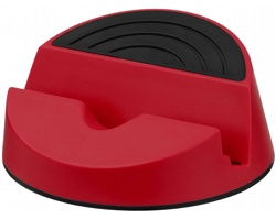 Plastový stojánek na chytrý telefon DINGS - červená