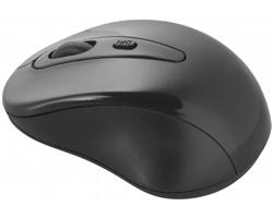 Ergonomická bezdrátová myš OOZES - černá