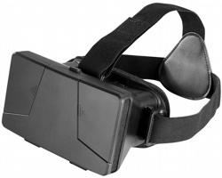 3D sada pro virtuální realitu EVACUEES - černá
