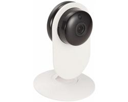 Plastová domácí Wi-Fi kamera DUKE v dárkové krabičce - bílá