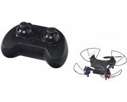 Minidron s fotoaparátem BABIED s funkcí automatického vznášení - černá