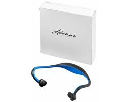 Sportovní bezdrátová sluchátka NOUNS s pouzdrem - černá
