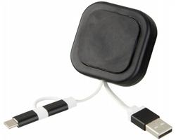 Magnetický držák telefonu REDOX 3v1 - černá