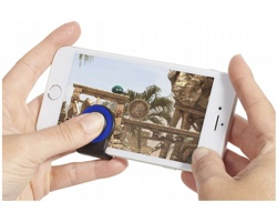 Herní ovladač OMEGA pro mobilní telefony - královská modrá
