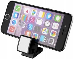 Plastový multifunkční klip na telefon MONROE - černá