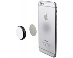 Magnetický držák pro mobilní telefon PEEBLES - černá