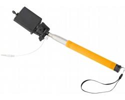 Selfie tyč DROOD pro chytré telefony - oranžová